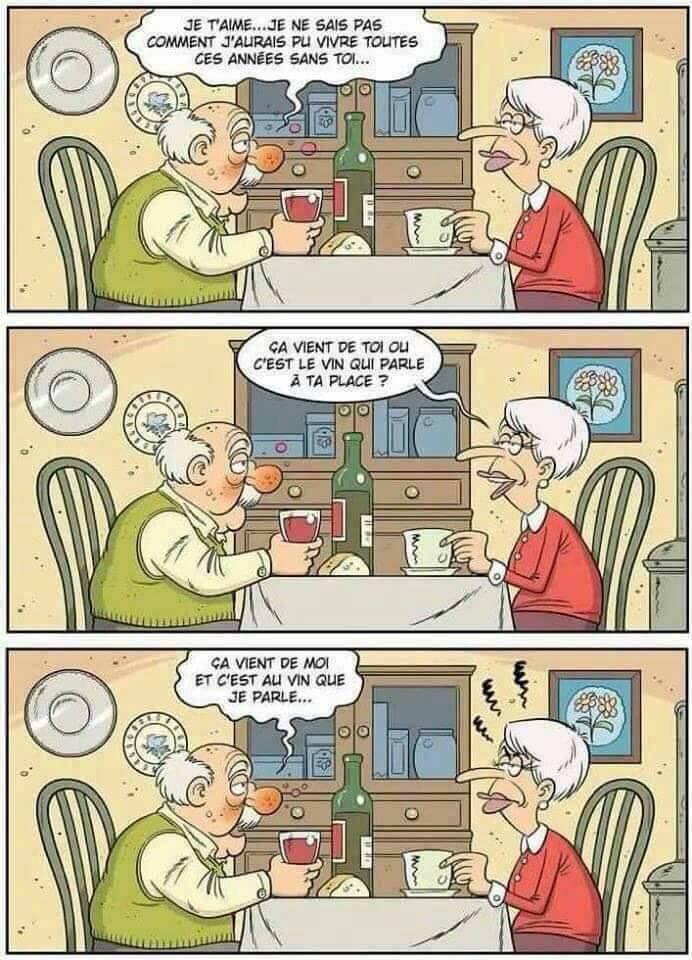 Mort de rire — parce que j'ai le sens de l'humour ! 14915410