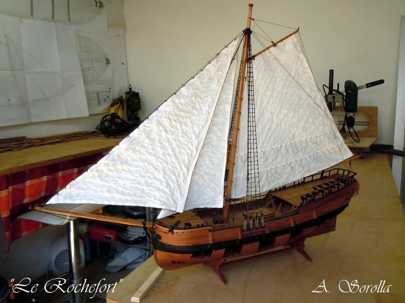 Le Rochefort au 1/36 (Terminée) par A. Sorolla - Page 4 20170415