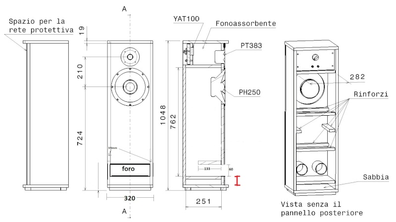 Frugal Horn MK3 con Fostex Fe126en pareri? - Pagina 2 Assiem15