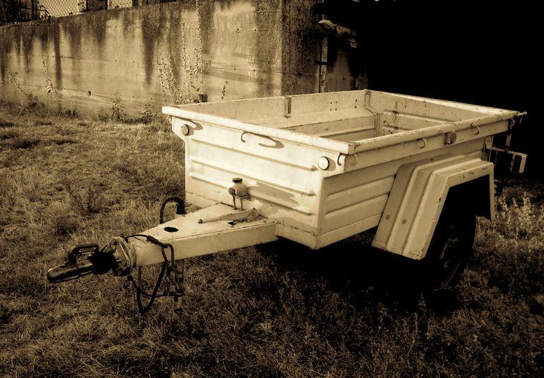 carrello rimorchio militare Scherm10