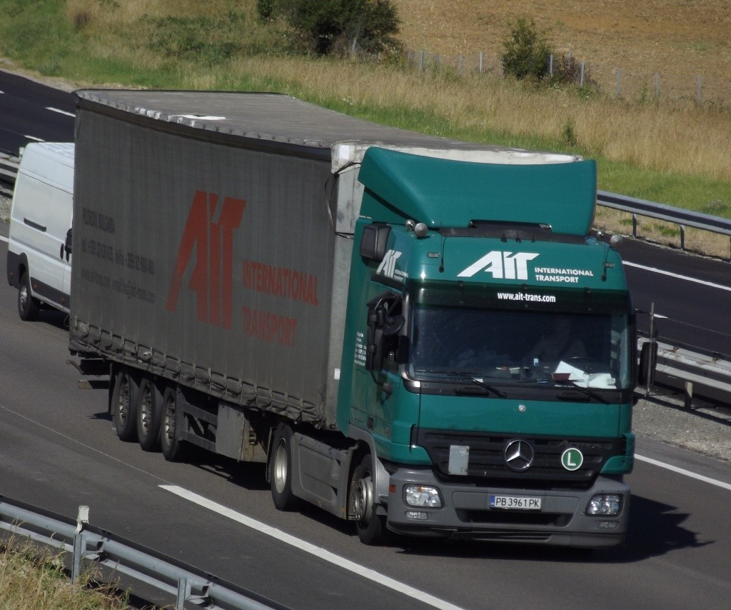 AIT International Transport (Plovdiv) Photo155