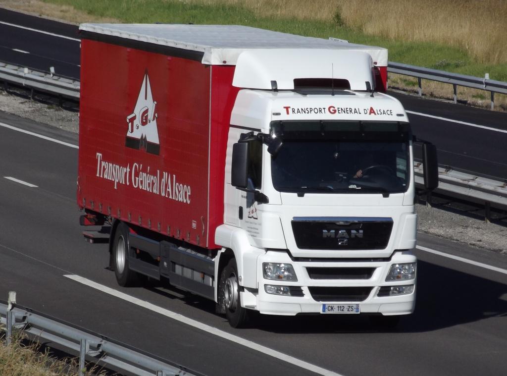 TGA Transports Général d'Alsace (Benfeld 67) Photo235