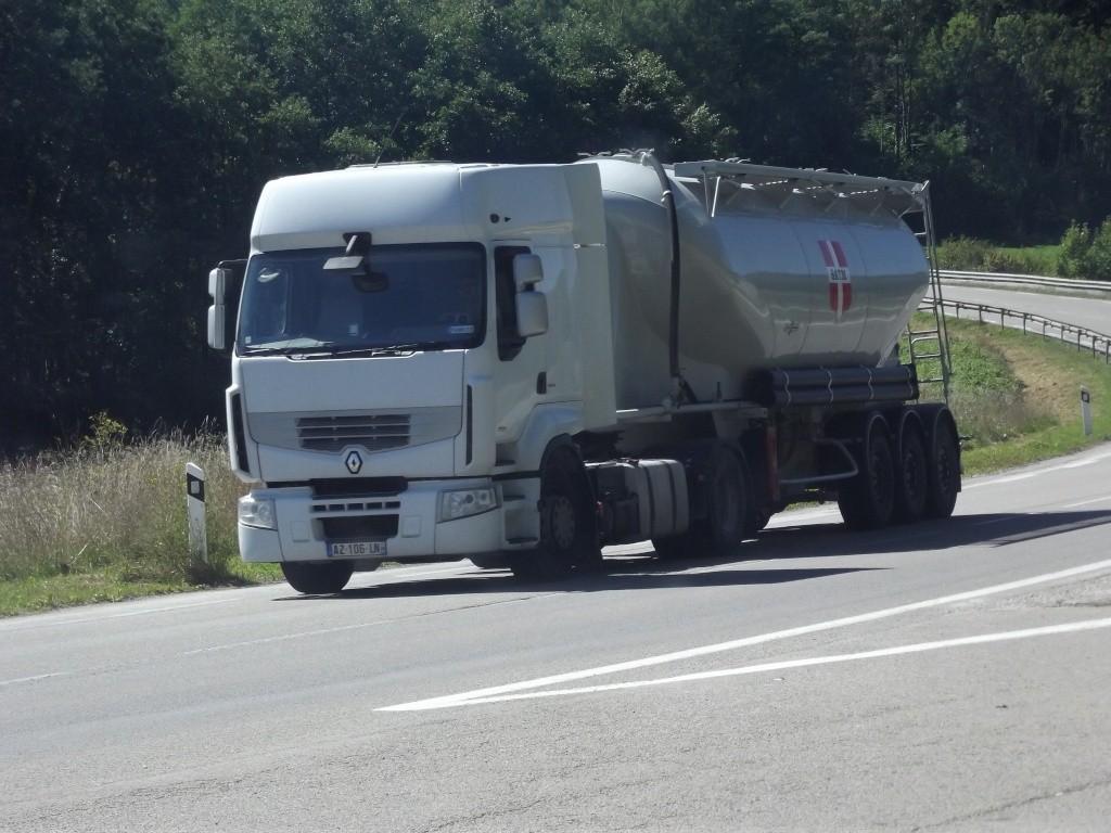 SATM Société Auxiliaire de Transport et de Matériel (L'Isle d'Abeau 38) Photo291