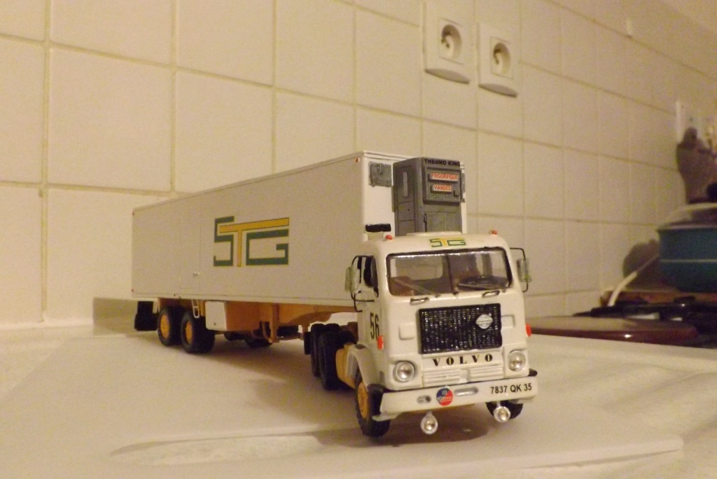 Maquettes 1/50 Minitrucks de Doudou 25. - Page 2 Photo433