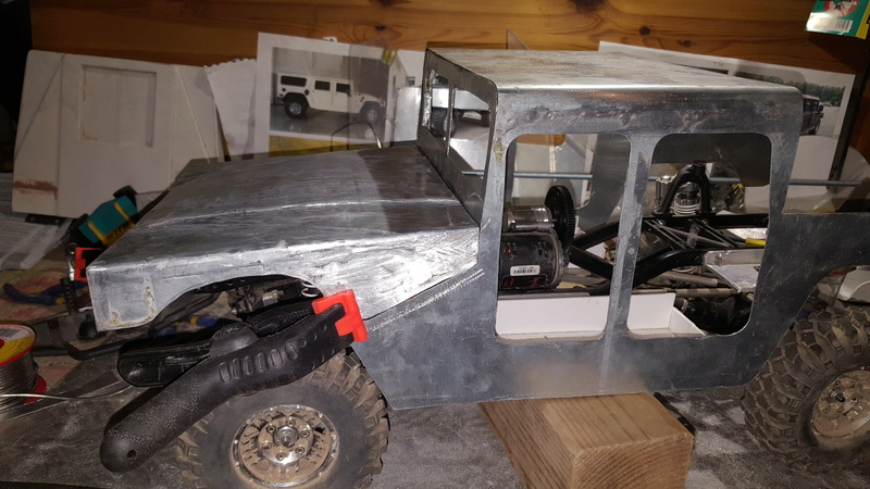 AXIAL SCX10 Hummer H1 Full styrene devient Full Zinc - Page 4 20170110