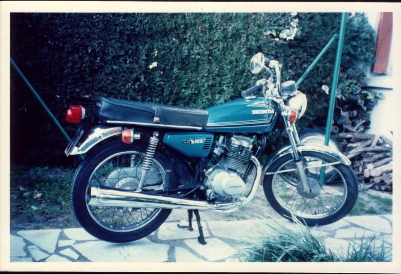 toutes les xl xls ou xlr  issues de mon parcours ........... Honda110