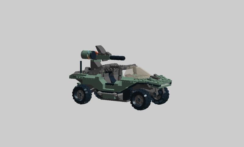 Warthog Halo 4 lego Wartho28