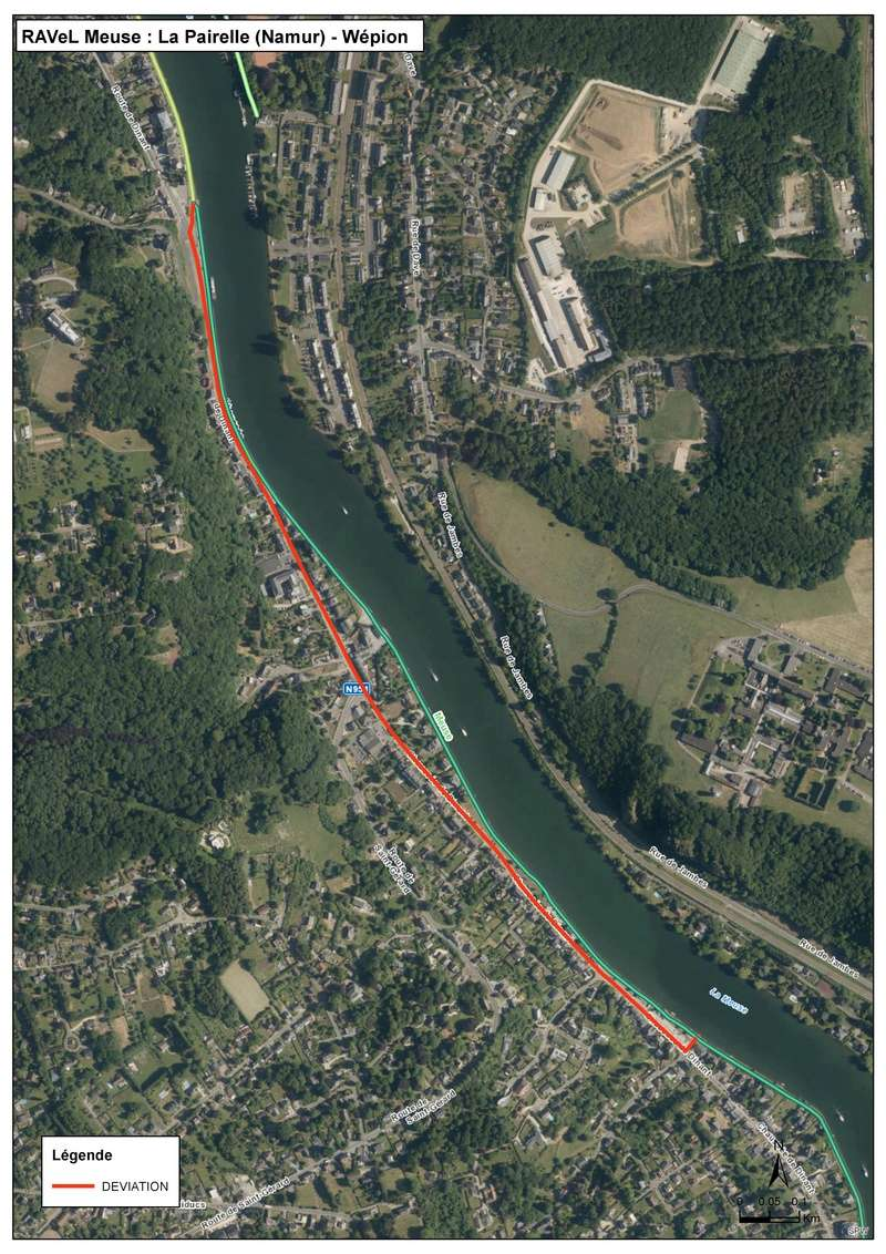 RAVeL 2 - 01 - Hoegaarden - Namur  - Itinéraire N°5 (RAVeL L142 Namur - Jodoigne - Hoegaarden) - Page 2 Docume10