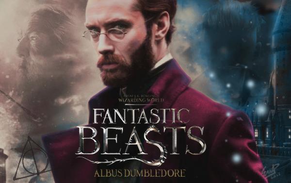 Jude Law dans le rôle de Dumbledore Albus_11