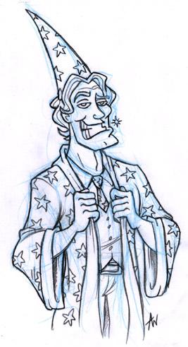 Jeu des dessins HP! ^^ - Page 5 Lockha10