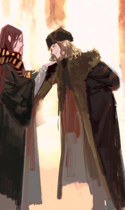 Est ce que Gellert Grindelwald a utilisé Albus  ?  Tumblr12