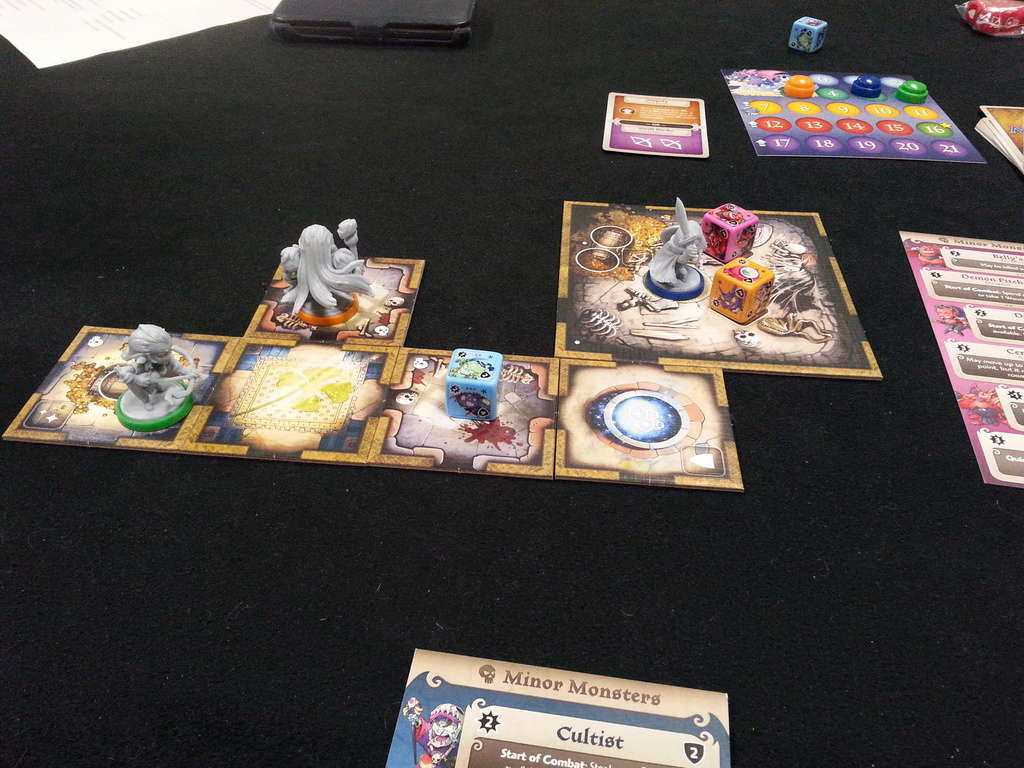 Masmorra: Les donjons d'Arcadia 20170210