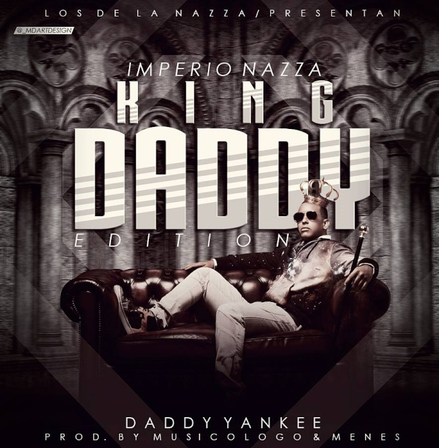 Daddy Yankee - King Daddy Edition Album 2013 King-d10