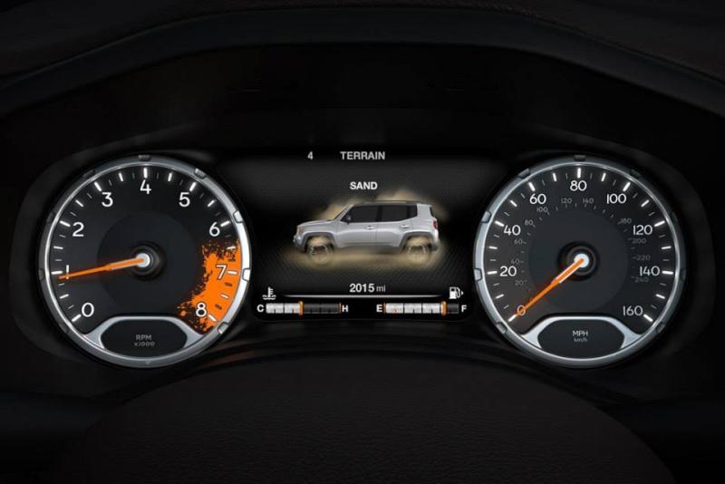 La petite Jeep présentée à Genève s'appellerait Laredo 10100810