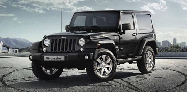 Une édition limitée du Jeep Wrangler pour la France Sans-t10