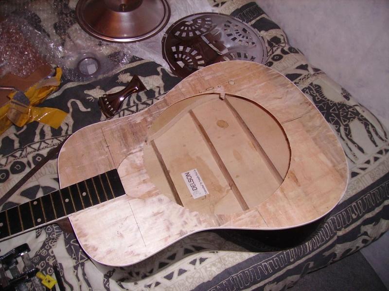 Fabrication d'une guitare à résonnateur Pict8822