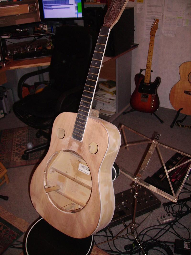 Fabrication d'une guitare à résonnateur Pict8913