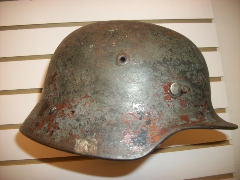 WWII  Nazi Helmet Pickup 101_2012