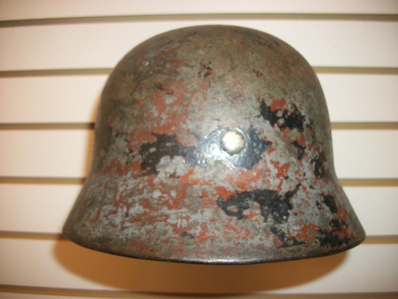 WWII  Nazi Helmet Pickup 101_2013