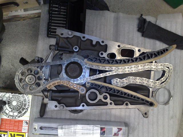 Remplacement moteur Vito MarcoPolo 110D de 98 Chaine10