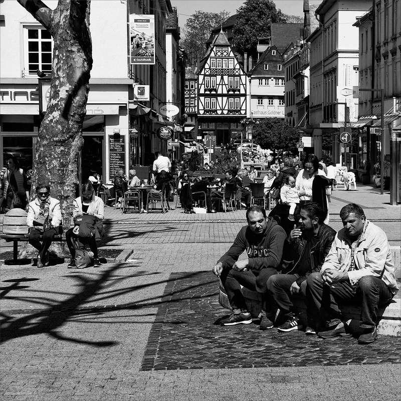 Dans les rues de Limburg an der Lahn Projet57