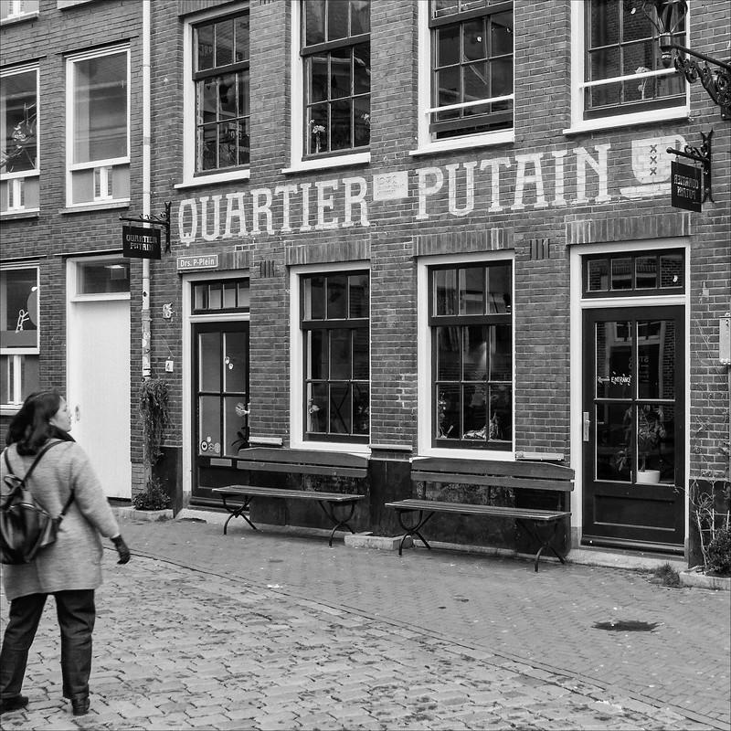 Dans le cœur d'Amsterdam Projet62