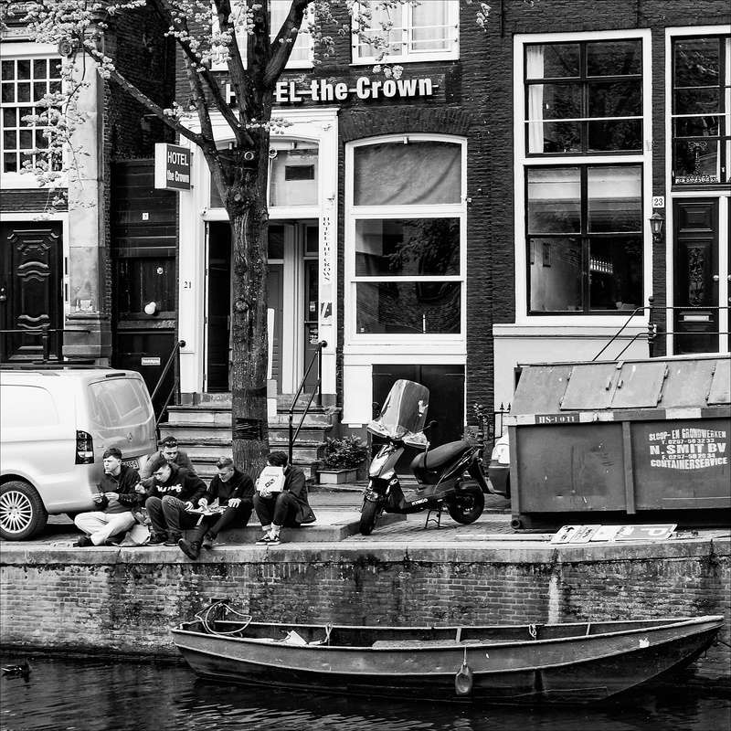 Dans le cœur d'Amsterdam Projet63