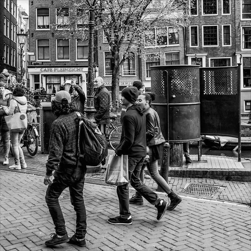 Dans le cœur d'Amsterdam Projet64