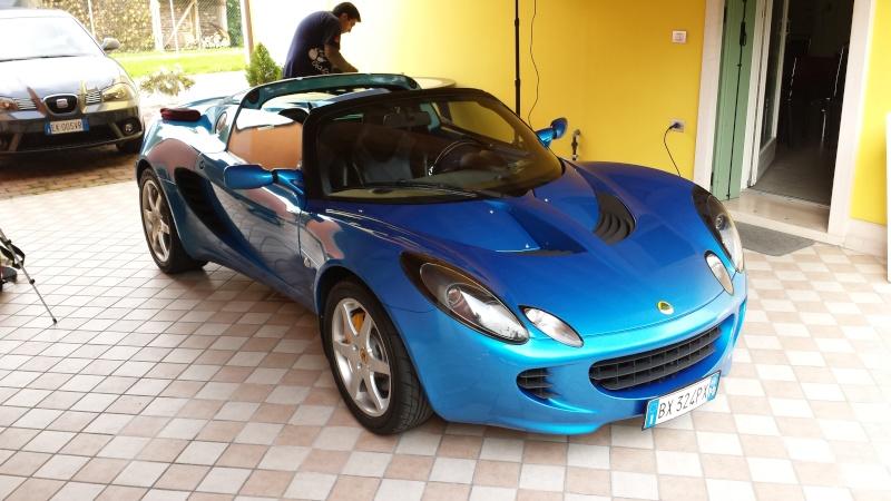 Detailing Lotus Elise 20131019
