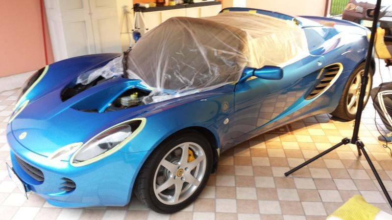Detailing Lotus Elise 20131020