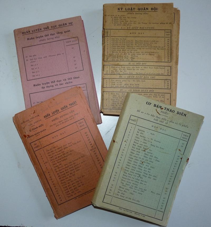 Carnets de ficches d'instruction ??? bilingues (FR-Vietnamien) P1150218