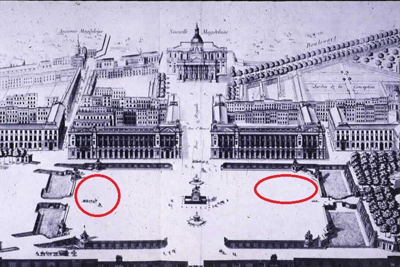 La place Louis XV, puis place de la Révolution, puis place de la Concorde au XVIIIe siècle 800px-11