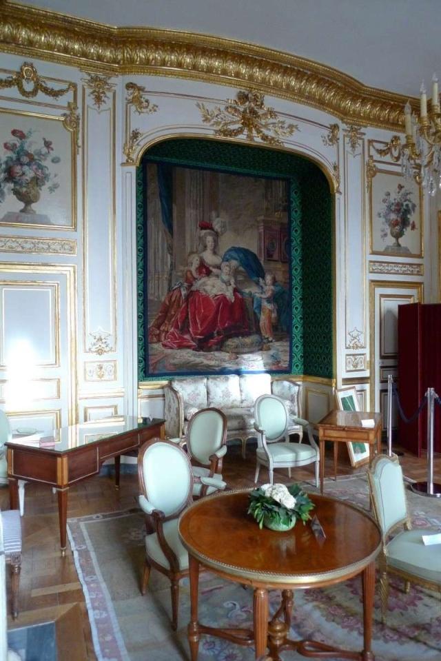 Le Garde Meuble Royal, actuel hôtel de la Marine Chambr11