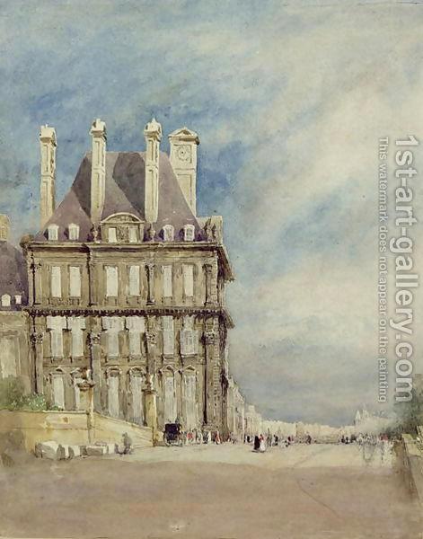 Le palais des Tuileries Pavill10