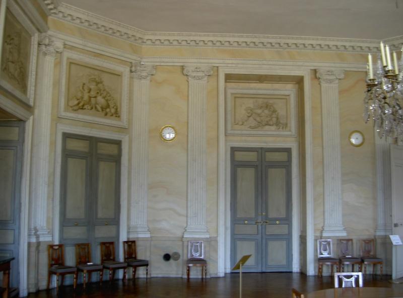 Le château de Compiègne Pict8510