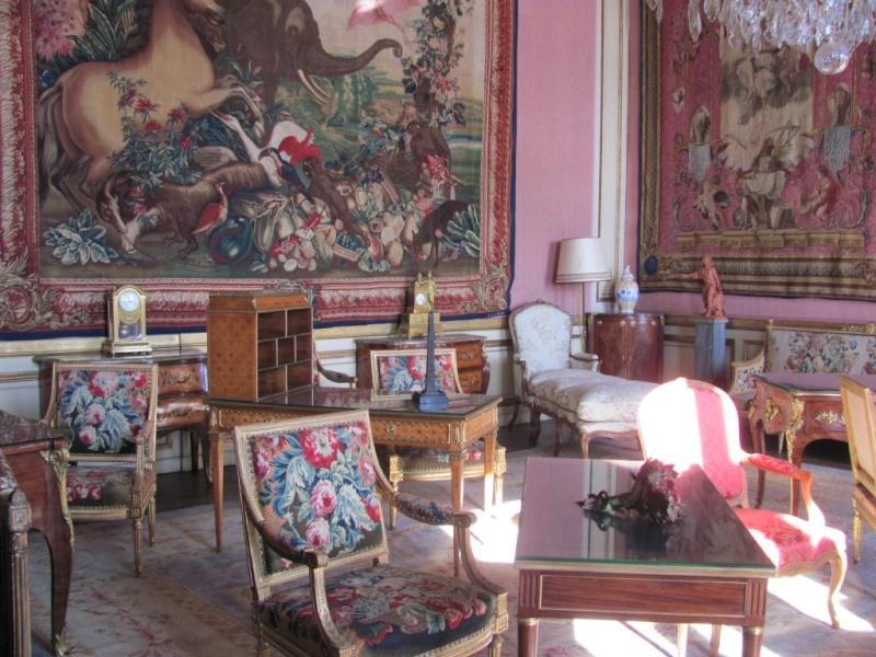Le Garde Meuble Royal, actuel hôtel de la Marine Salon_11