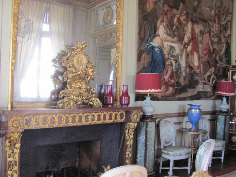 Le Garde Meuble Royal, actuel hôtel de la Marine Salon_12
