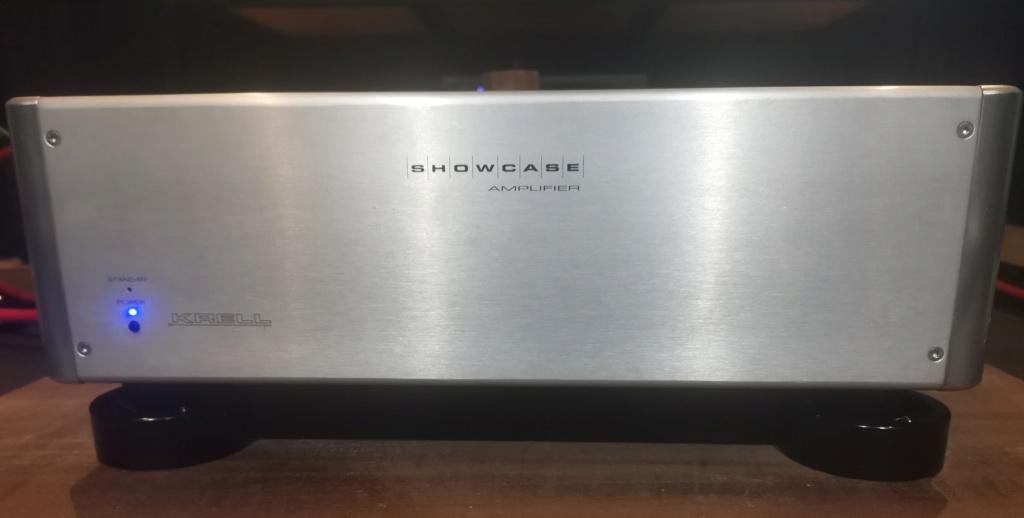 Krell Showcase 5 Channels Amplifier Img_2019