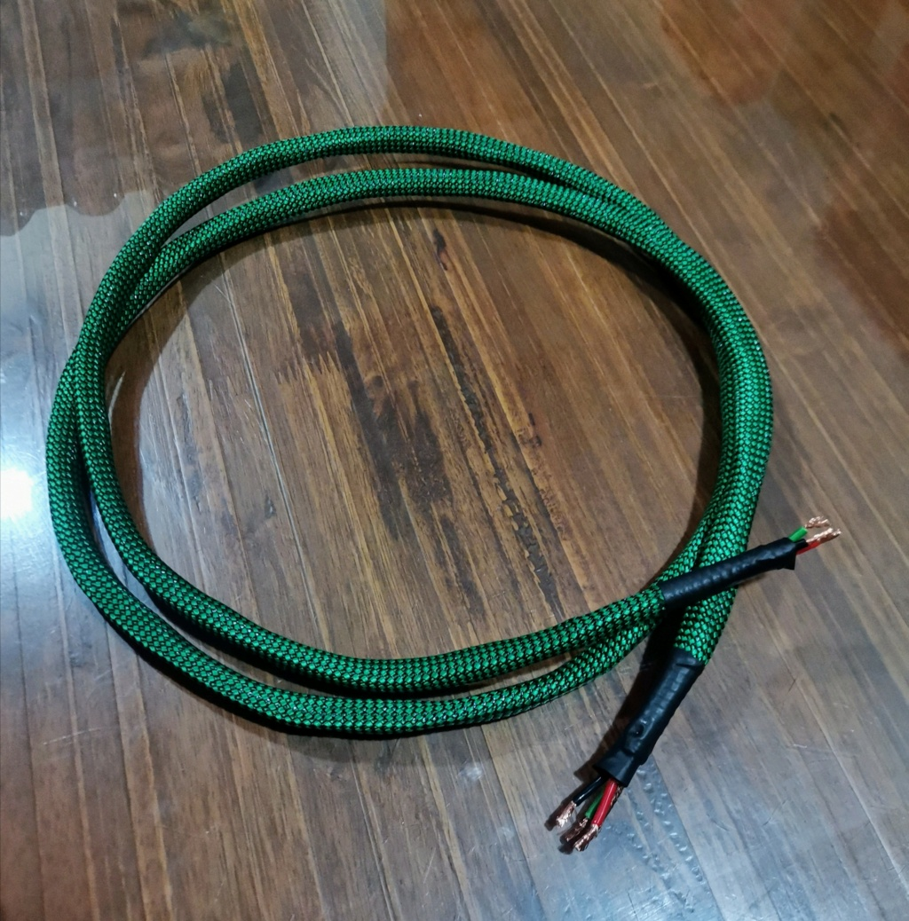 Neotech UPOCC Cooper powercord 2 meter Img_2020