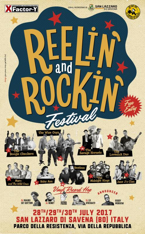 Reelin' and Rockin' Festival Ajaxma11
