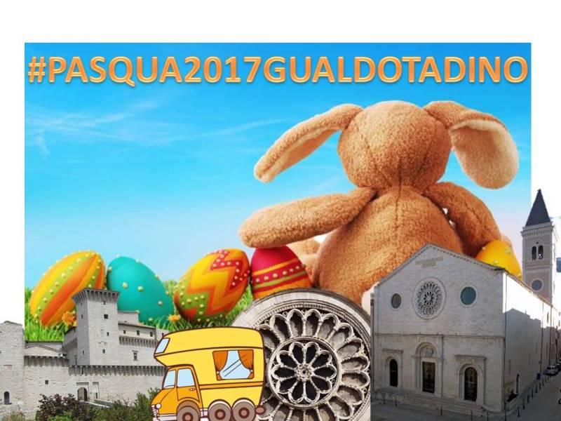 #Pasqua 2017 GualdoTadino Pasqua10
