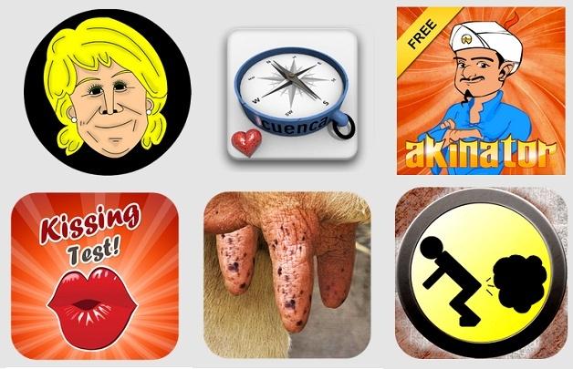 Top des applications Android les plus folles du Google Play Store Appslo10