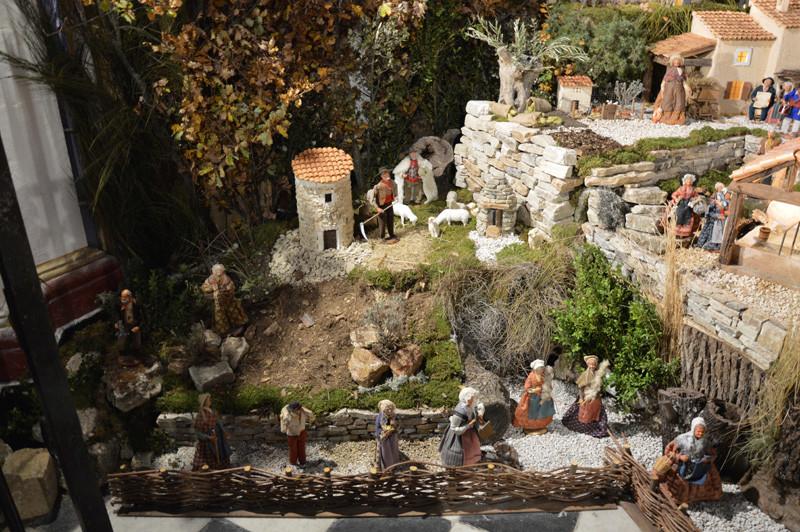 Crèche de la cathédral Saint anne d'Apt Dsc_0722