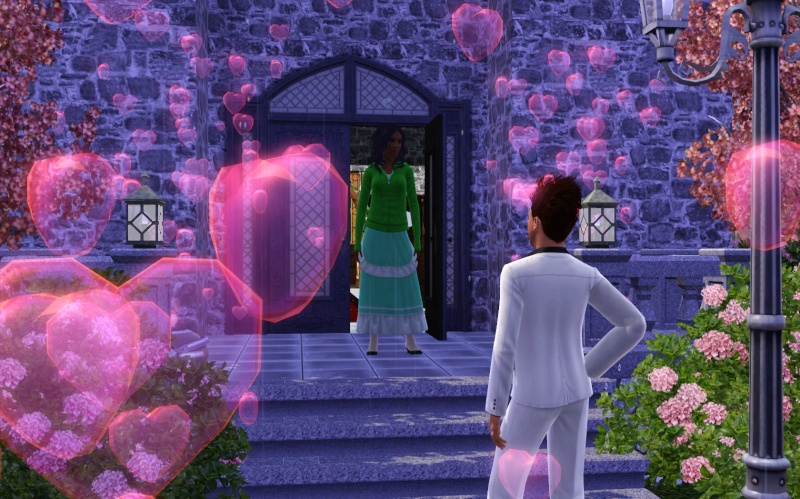 Love is in the Air - Time for Love Day ~ Sims Style! - Page 2 Scree154