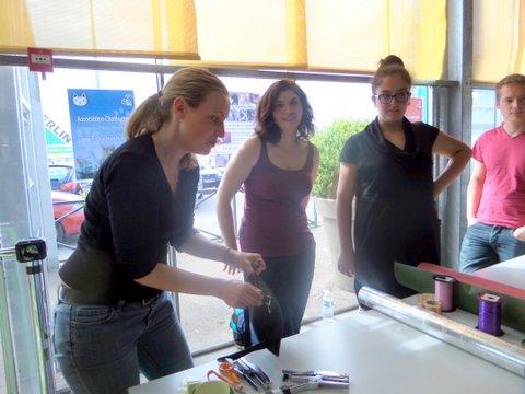 OPERATION CADDIES chez Truffaut les 24 et 25 mai ! Venez nombreux pour nous aider à collecter de la nourriture pour nos minous libres ! Sam_9128