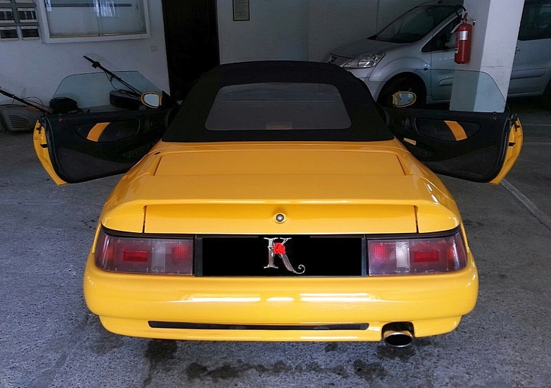 LOTUS ELAN unlimited passion... - Pagina 24 20170618