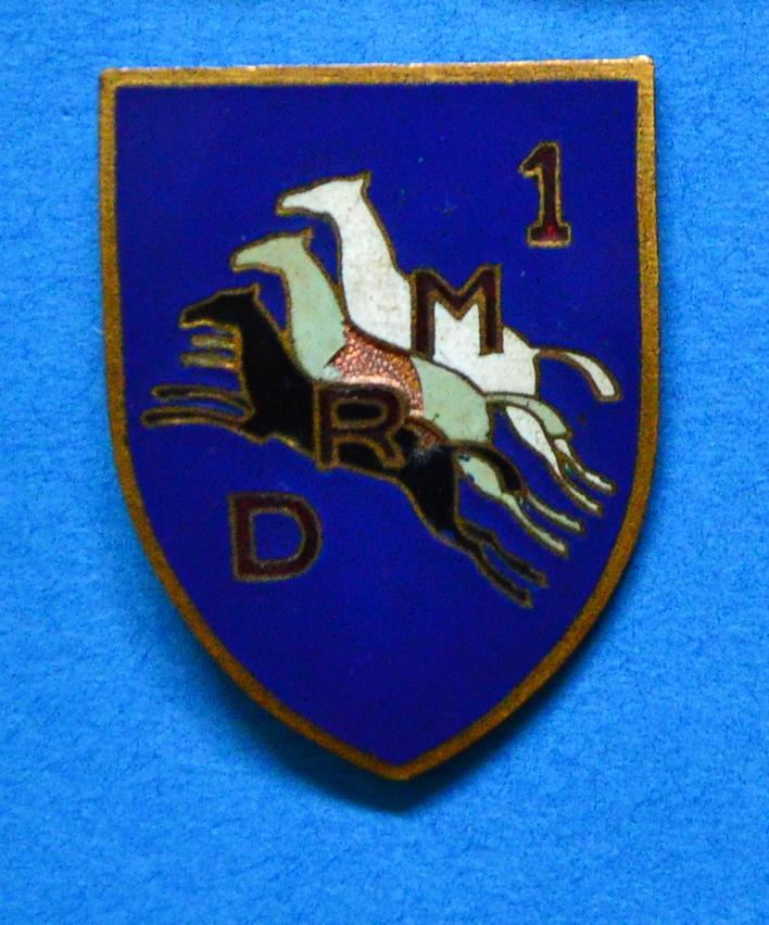 patte de col 1er dépot de cavalerie 1940 - 310 R.I - 4 Photo_12