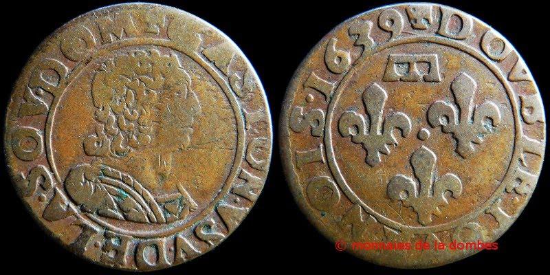 DT Gaston d'Orléans - KM 744 ou 746 ? 1639 D-026-10