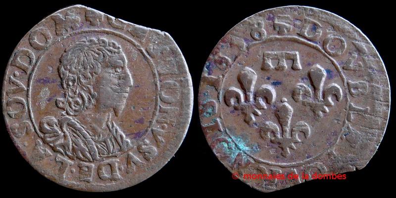 DT Gaston d'Orléans - KM 744 ou 746 ? 1639 D-026-11