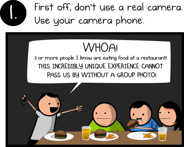 Speaking of cameras 110